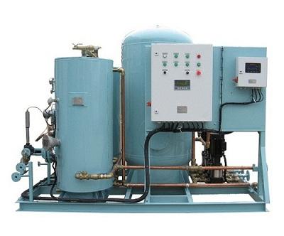 hydrophore calorifier system