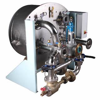 plate type fresh water generator, water generator