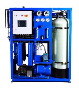 reverse osmosis fresh water generator, water generator